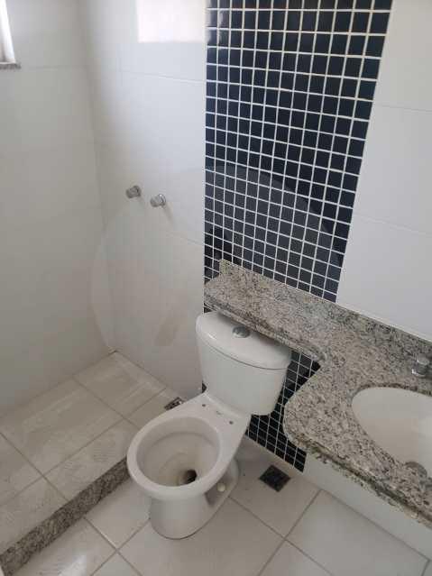 casa rua brasilia 08 - Imobiliária Agatê Imóveis vende Casa Duplex de primeira locação com 210m² Piratininga - Niterói por 720 mil reais. - HTCA30258 - 9