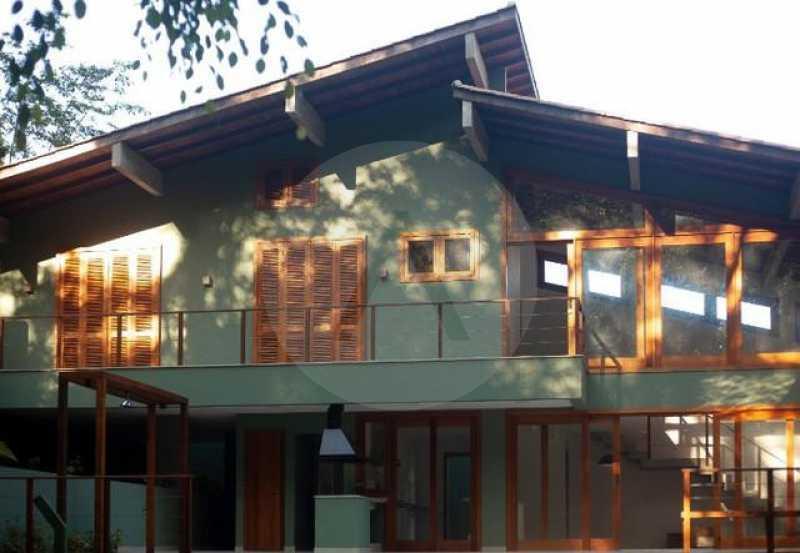 casa uba recanto 03 - Imobiliária Agate imóveis vende belíssima casa em condominio de luxo Itaipu - Niteró - HTCN30110 - 5