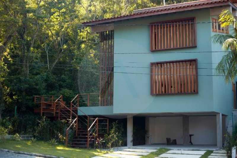 casa uba recanto 04 - Imobiliária Agate imóveis vende belíssima casa em condominio de luxo Itaipu - Niteró - HTCN30110 - 6