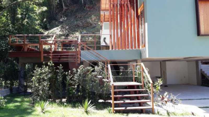 casa uba recanto 05 - Imobiliária Agate imóveis vende belíssima casa em condominio de luxo Itaipu - Niteró - HTCN30110 - 7