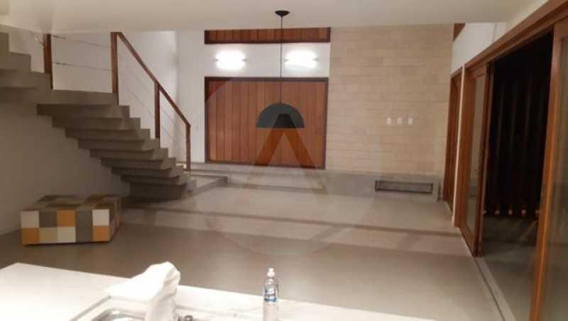 casa uba recanto 07 - Imobiliária Agate imóveis vende belíssima casa em condominio de luxo Itaipu - Niteró - HTCN30110 - 8
