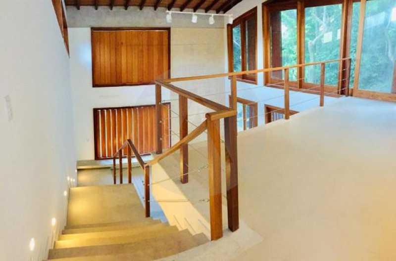 casa uba recanto 08 - Imobiliária Agate imóveis vende belíssima casa em condominio de luxo Itaipu - Niteró - HTCN30110 - 9