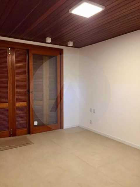 casa uba recanto 09 - Imobiliária Agate imóveis vende belíssima casa em condominio de luxo Itaipu - Niteró - HTCN30110 - 10