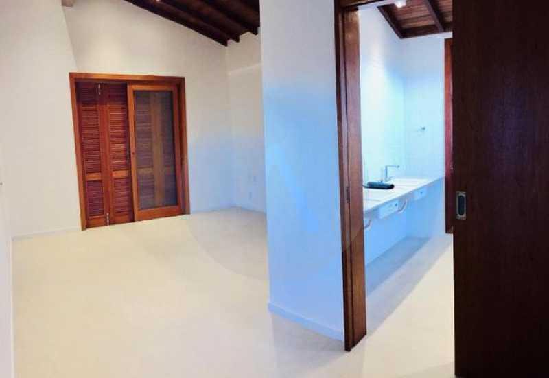 casa uba recanto 11 - Imobiliária Agate imóveis vende belíssima casa em condominio de luxo Itaipu - Niteró - HTCN30110 - 12