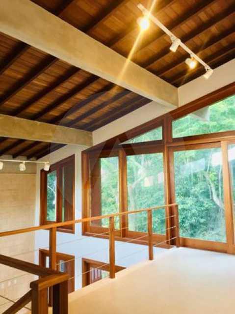 casa uba recanto 13 - Imobiliária Agate imóveis vende belíssima casa em condominio de luxo Itaipu - Niteró - HTCN30110 - 14