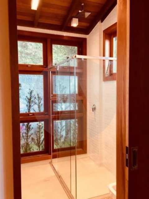 casa uba recanto 14 - Imobiliária Agate imóveis vende belíssima casa em condominio de luxo Itaipu - Niteró - HTCN30110 - 15