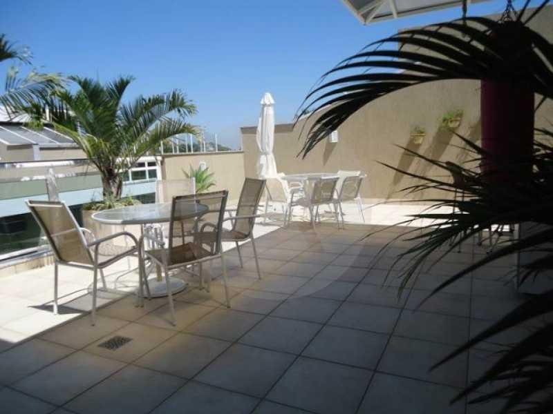 cobertura piratininga 01 - Imobiliária Agate imóveis vende linda cobertura Duplex em Piratininga / Niterói - HTCO40003 - 3
