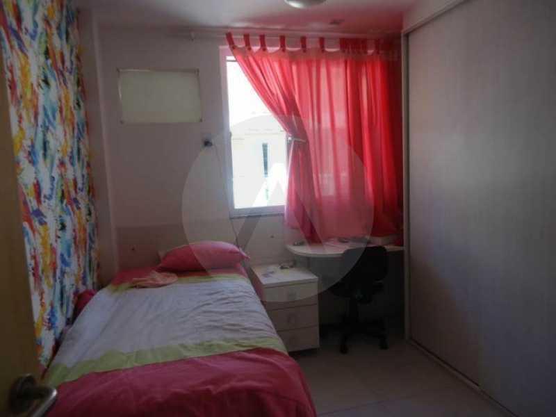 cobertura piratininga 04 - Imobiliária Agate imóveis vende linda cobertura Duplex em Piratininga / Niterói - HTCO40003 - 7