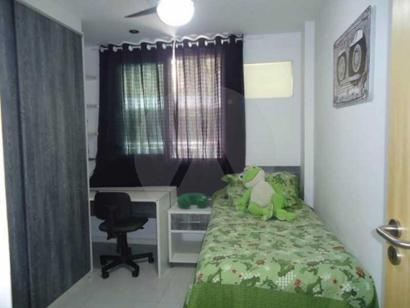cobertura piratininga 05 - Imobiliária Agate imóveis vende linda cobertura Duplex em Piratininga / Niterói - HTCO40003 - 9