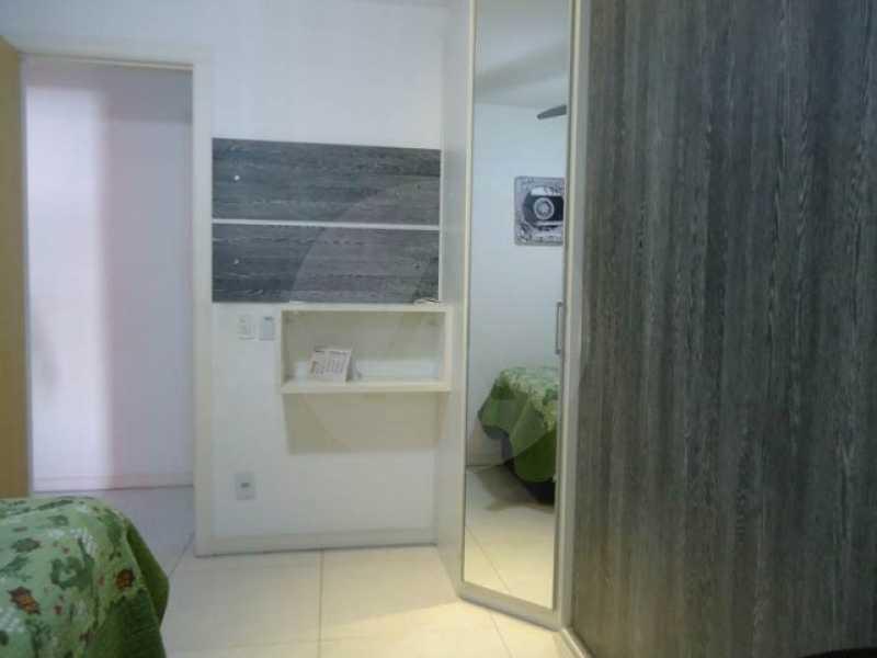cobertura piratininga 06 - Imobiliária Agate imóveis vende linda cobertura Duplex em Piratininga / Niterói - HTCO40003 - 10