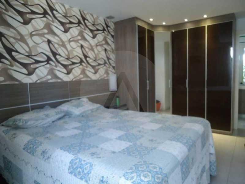 cobertura piratininga 07 - Imobiliária Agate imóveis vende linda cobertura Duplex em Piratininga / Niterói - HTCO40003 - 8
