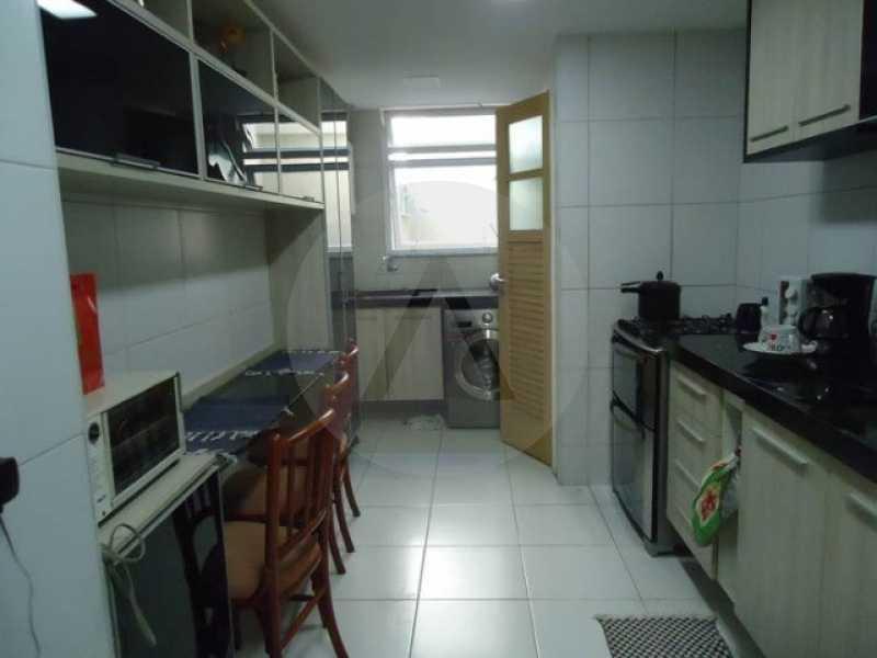 cobertura piratininga 09 - Imobiliária Agate imóveis vende linda cobertura Duplex em Piratininga / Niterói - HTCO40003 - 6