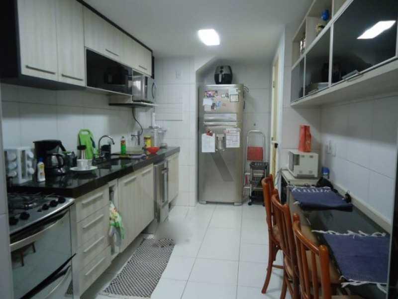 cobertura piratininga 10 - Imobiliária Agate imóveis vende linda cobertura Duplex em Piratininga / Niterói - HTCO40003 - 11
