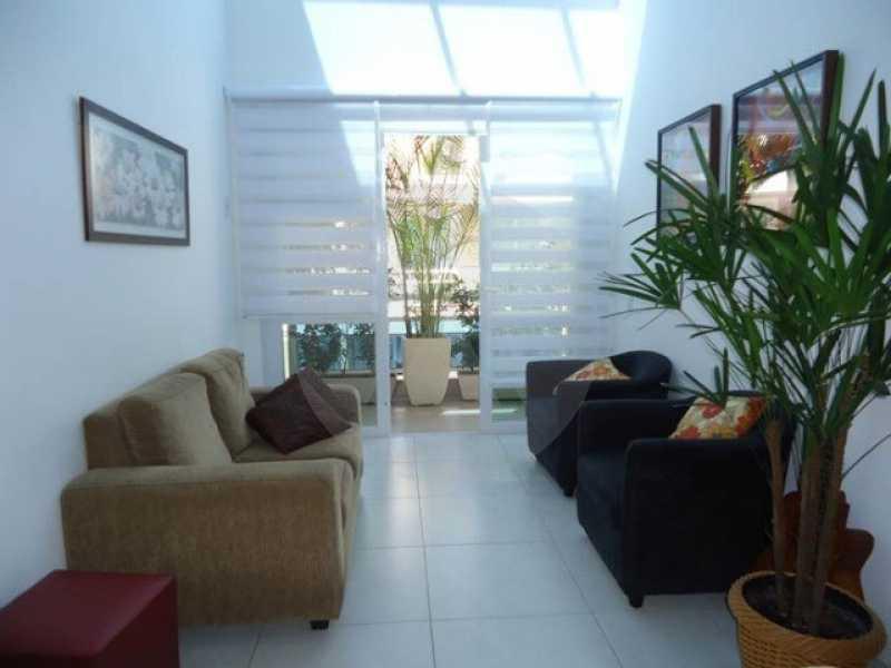cobertura piratininga 11 - Imobiliária Agate imóveis vende linda cobertura Duplex em Piratininga / Niterói - HTCO40003 - 12