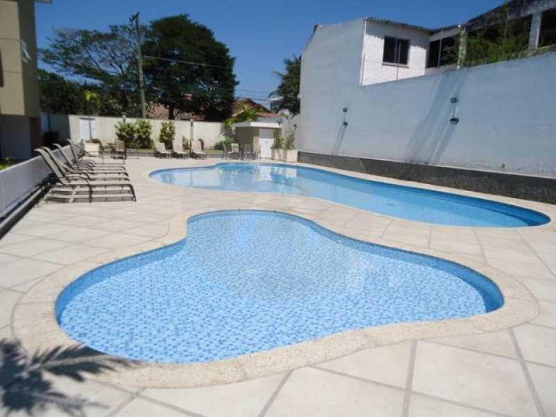 cobertura piratininga 13 - Imobiliária Agate imóveis vende linda cobertura Duplex em Piratininga / Niterói - HTCO40003 - 14
