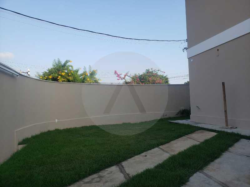 27 Casa Padrão Piratininga - Imobiliária Agatê Imóveis vende Casa Duplex de primeira locação - Piratininga - Niterói. - HTCA40127 - 28