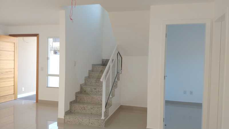 4 Casa Padrão Piratininga. - Imobiliária Agatê Imóveis vende Casa Duplex de primeira locação - Piratininga - Niterói. - HTCA40127 - 5