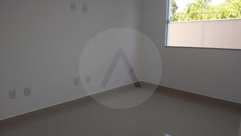 5 Casa Padrão Piratininga. - Imobiliária Agatê Imóveis vende Casa Duplex de primeira locação - Piratininga - Niterói. - HTCA40127 - 6
