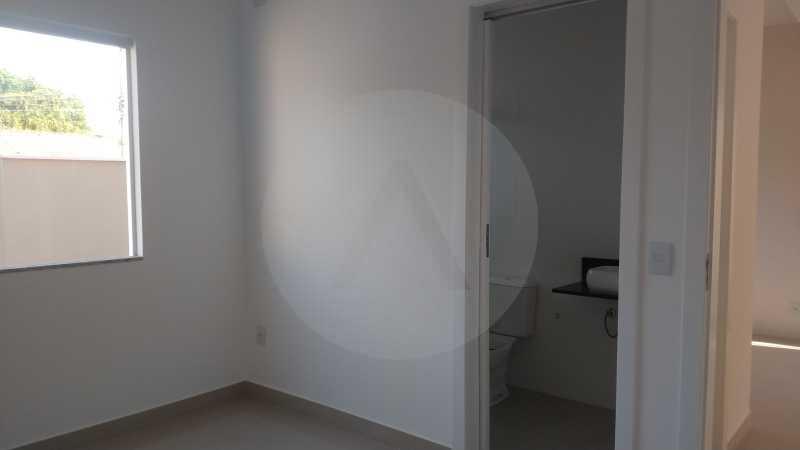 6 Casa Padrão Piratininga. - Imobiliária Agatê Imóveis vende Casa Duplex de primeira locação - Piratininga - Niterói. - HTCA40127 - 7