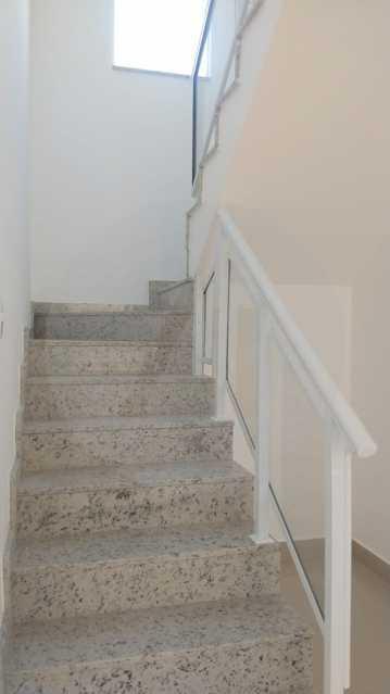 8 Casa Padrão Piratininga. - Imobiliária Agatê Imóveis vende Casa Duplex de primeira locação - Piratininga - Niterói. - HTCA40127 - 9