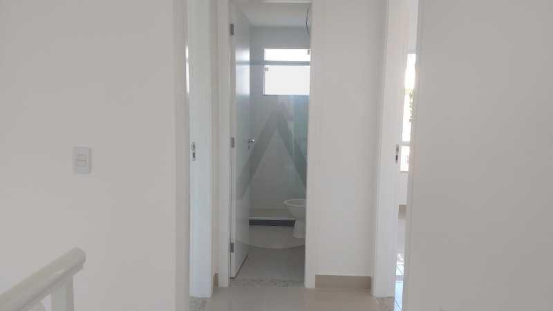 9 Casa Padrão Piratininga. - Imobiliária Agatê Imóveis vende Casa Duplex de primeira locação - Piratininga - Niterói. - HTCA40127 - 10