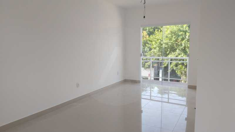 11 Casa Padrão Piratininga. - Imobiliária Agatê Imóveis vende Casa Duplex de primeira locação - Piratininga - Niterói. - HTCA40127 - 12