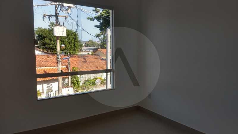 16 Casa Padrão Piratininga. - Imobiliária Agatê Imóveis vende Casa Duplex de primeira locação - Piratininga - Niterói. - HTCA40127 - 17