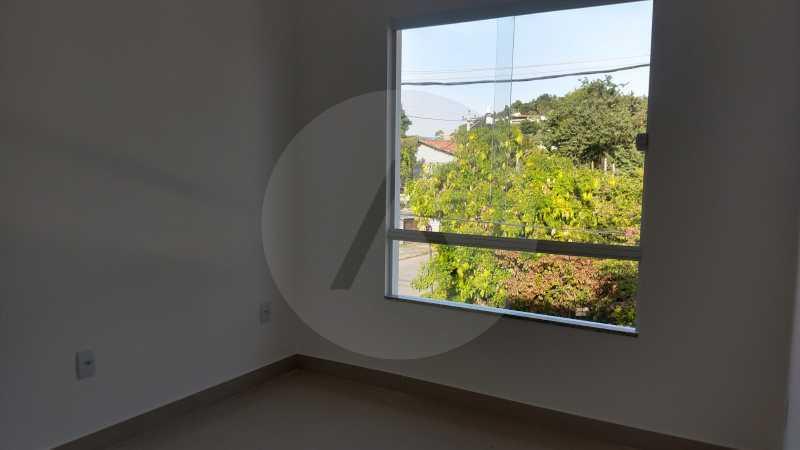 17 Casa Padrão Piratininga. - Imobiliária Agatê Imóveis vende Casa Duplex de primeira locação - Piratininga - Niterói. - HTCA40127 - 18