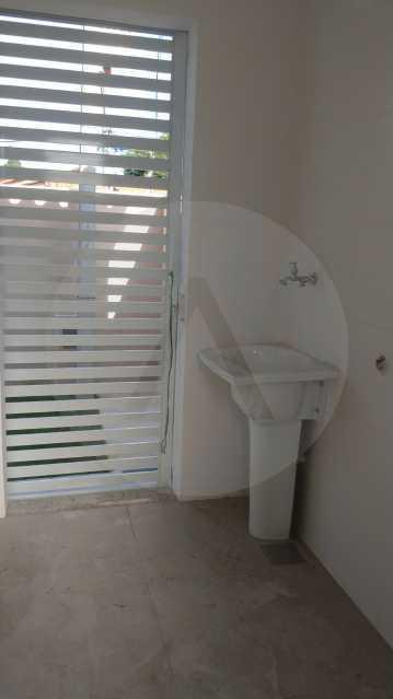 21 Casa Padrão Piratininga. - Imobiliária Agatê Imóveis vende Casa Duplex de primeira locação - Piratininga - Niterói. - HTCA40127 - 22