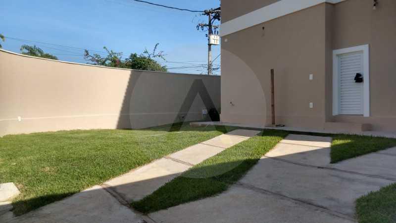 26 Casa Padrão Piratininga. - Imobiliária Agatê Imóveis vende Casa Duplex de primeira locação - Piratininga - Niterói. - HTCA40127 - 27