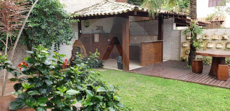 casa lirios do campo 02 - Agate Imóveis vende belissima residencia em condominio de luxo em Camboinhas - Niterói - HTCN50020 - 5