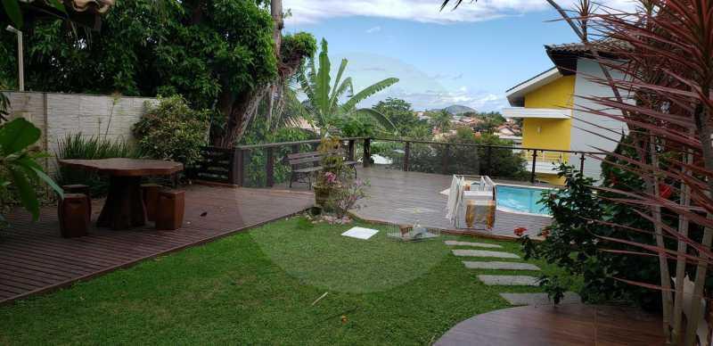 casa lirios do campo 03 - Agate Imóveis vende belissima residencia em condominio de luxo em Camboinhas - Niterói - HTCN50020 - 6