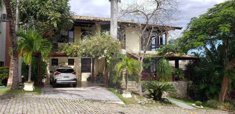 casa lirios do campo 04 - Agate Imóveis vende belissima residencia em condominio de luxo em Camboinhas - Niterói - HTCN50020 - 7