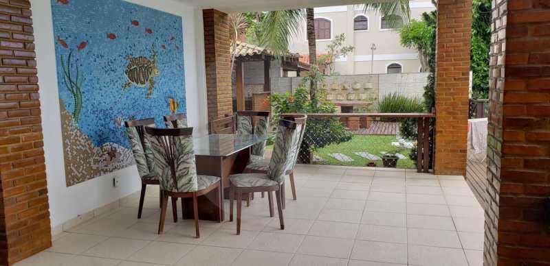casa lirios do campo 06 - Agate Imóveis vende belissima residencia em condominio de luxo em Camboinhas - Niterói - HTCN50020 - 9
