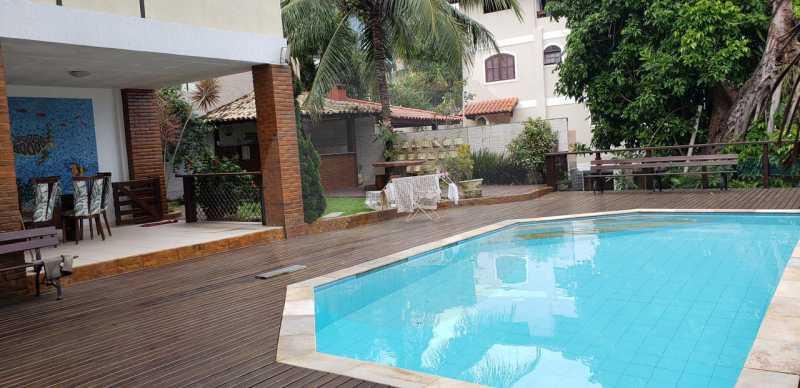 casa lirios do campo 07 - Agate Imóveis vende belissima residencia em condominio de luxo em Camboinhas - Niterói - HTCN50020 - 4