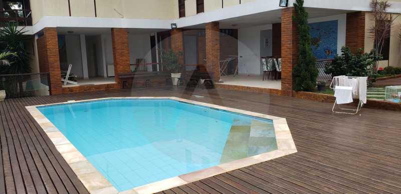 casa lirios do campo 10 - Agate Imóveis vende belissima residencia em condominio de luxo em Camboinhas - Niterói - HTCN50020 - 11