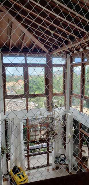 casa lirios do campo 11 - Agate Imóveis vende belissima residencia em condominio de luxo em Camboinhas - Niterói - HTCN50020 - 12