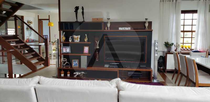 casa lirios do campo 14 - Agate Imóveis vende belissima residencia em condominio de luxo em Camboinhas - Niterói - HTCN50020 - 15