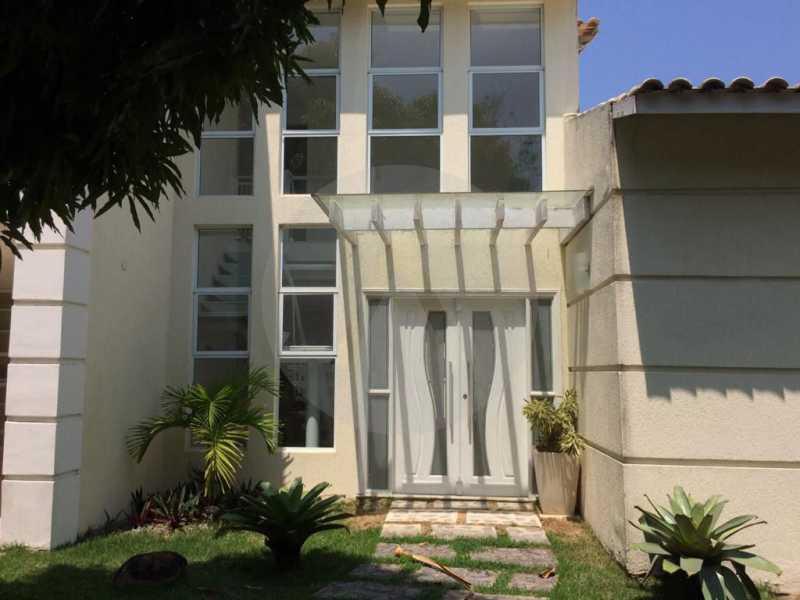 1 Casa Condomínio Piratininga - Imobiliária Agatê Imóveis vende Casa Duplex em Condomínio de 440 m² Piratininga - Niterói. - HTCN50021 - 5