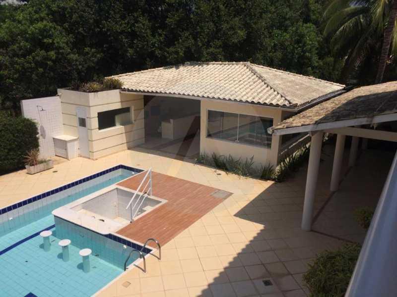 2 Casa Condomínio Piratininga - Imobiliária Agatê Imóveis vende Casa Duplex em Condomínio de 440 m² Piratininga - Niterói. - HTCN50021 - 1
