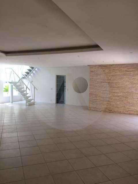 4 Casa Condomínio Piratininga - Imobiliária Agatê Imóveis vende Casa Duplex em Condomínio de 440 m² Piratininga - Niterói. - HTCN50021 - 3