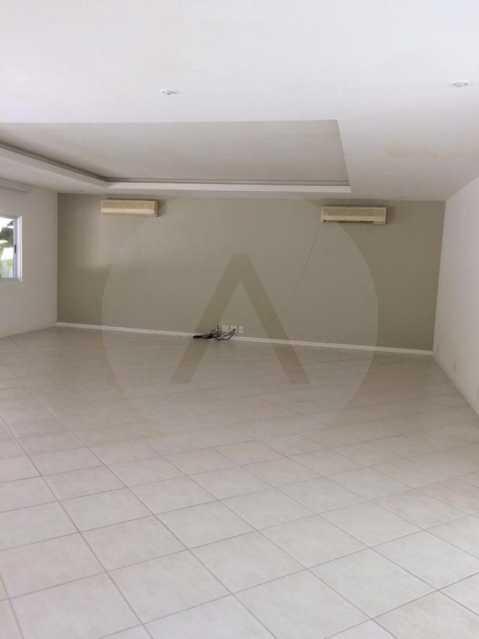 5 Casa Condomínio Piratininga - Imobiliária Agatê Imóveis vende Casa Duplex em Condomínio de 440 m² Piratininga - Niterói. - HTCN50021 - 7