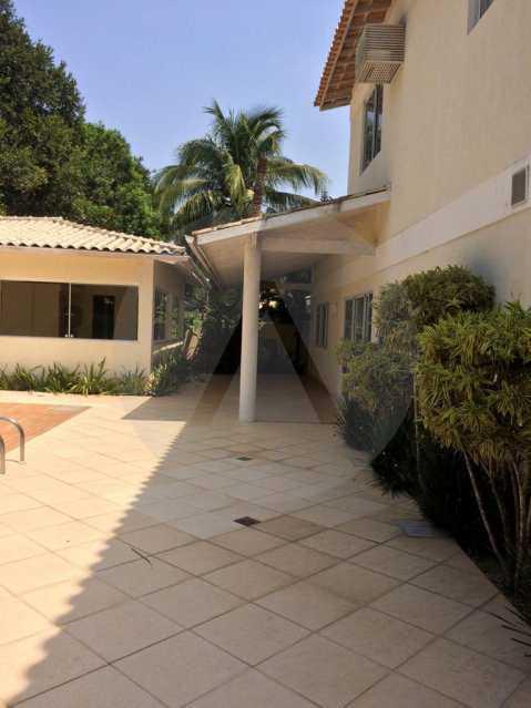 10 Casa Condomínio Piratining - Imobiliária Agatê Imóveis vende Casa Duplex em Condomínio de 440 m² Piratininga - Niterói. - HTCN50021 - 11