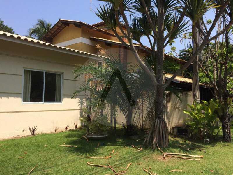 11 Casa Condomínio Piratining - Imobiliária Agatê Imóveis vende Casa Duplex em Condomínio de 440 m² Piratininga - Niterói. - HTCN50021 - 12