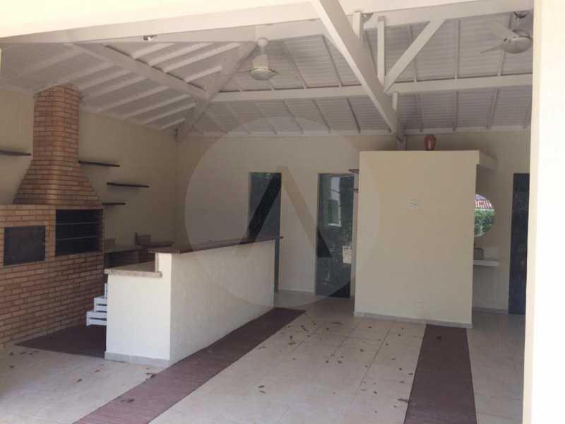 14 Casa Condomínio Piratining - Imobiliária Agatê Imóveis vende Casa Duplex em Condomínio de 440 m² Piratininga - Niterói. - HTCN50021 - 15