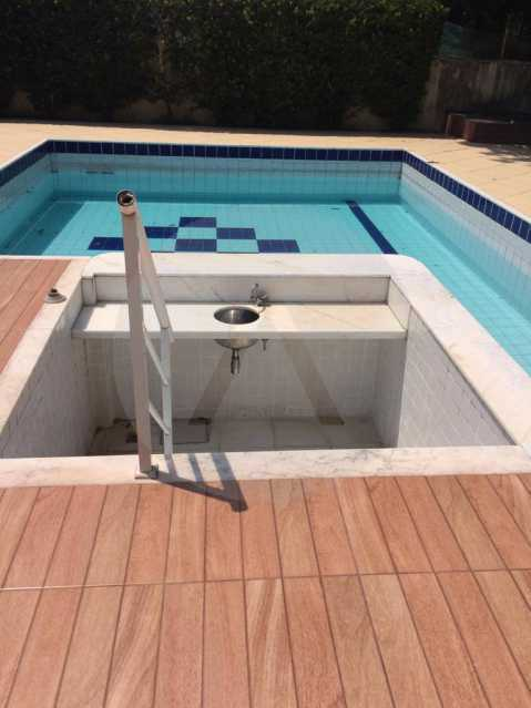 16 Casa Condomínio Piratining - Imobiliária Agatê Imóveis vende Casa Duplex em Condomínio de 440 m² Piratininga - Niterói. - HTCN50021 - 17