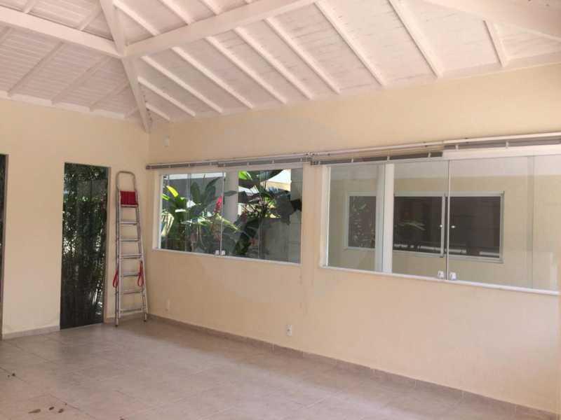 18 Casa Condomínio Piratining - Imobiliária Agatê Imóveis vende Casa Duplex em Condomínio de 440 m² Piratininga - Niterói. - HTCN50021 - 19