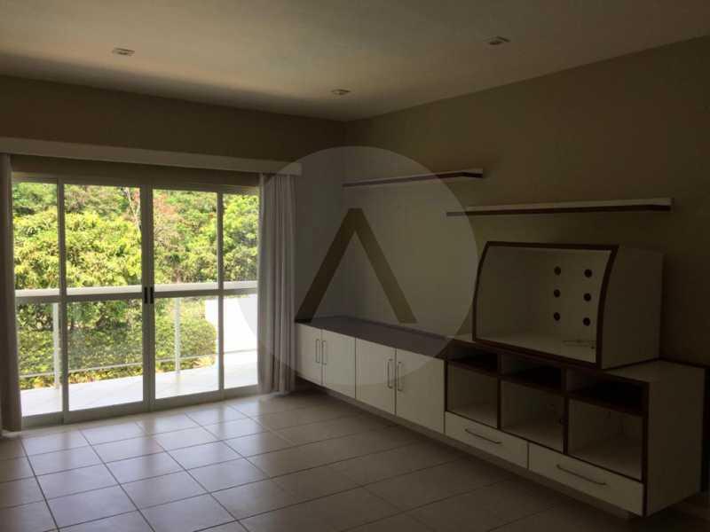 21 Casa Condomínio Piratining - Imobiliária Agatê Imóveis vende Casa Duplex em Condomínio de 440 m² Piratininga - Niterói. - HTCN50021 - 22