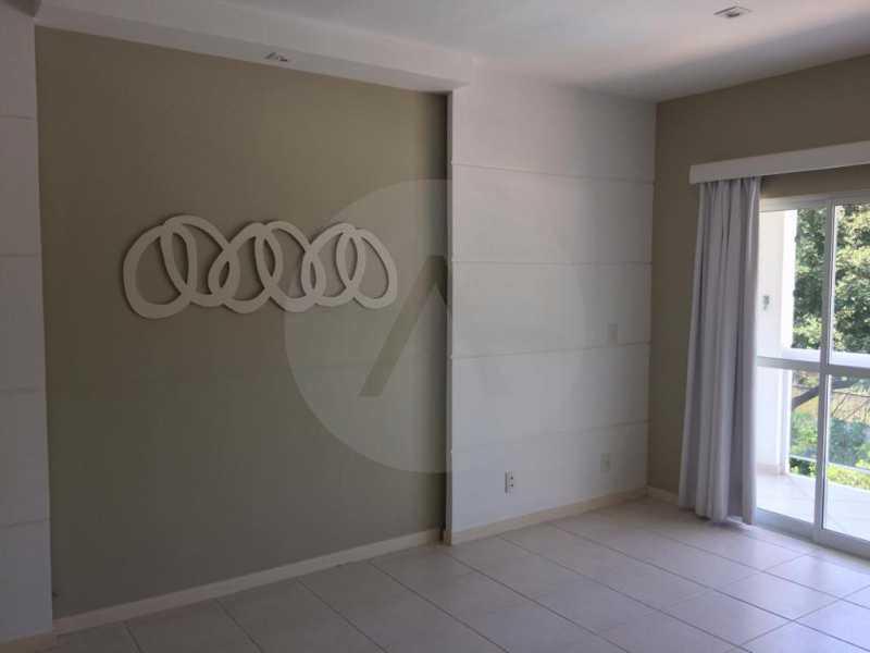 24 Casa Condomínio Piratining - Imobiliária Agatê Imóveis vende Casa Duplex em Condomínio de 440 m² Piratininga - Niterói. - HTCN50021 - 25