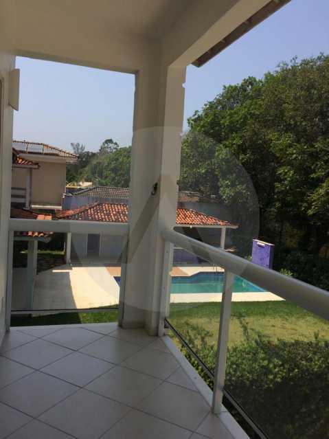 25 Casa Condomínio Piratining - Imobiliária Agatê Imóveis vende Casa Duplex em Condomínio de 440 m² Piratininga - Niterói. - HTCN50021 - 26